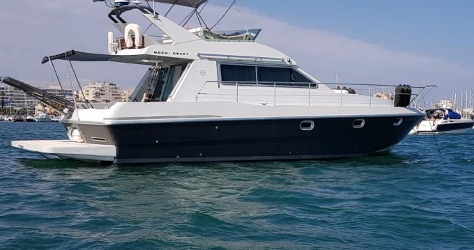 Rental yacht Torrevieja - Mochi Craft Mochi Craft 42 Fly on SamBoat