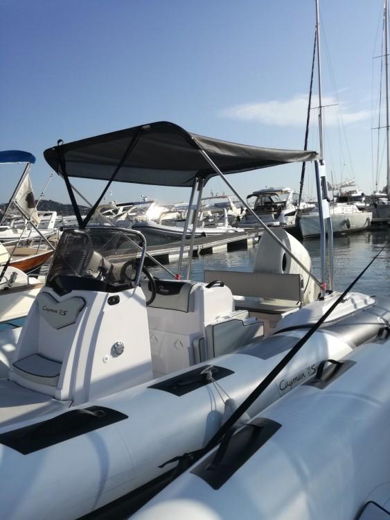 Boat rental Ranieri Cayman 21 Sport in Porto-Vecchio on Samboat