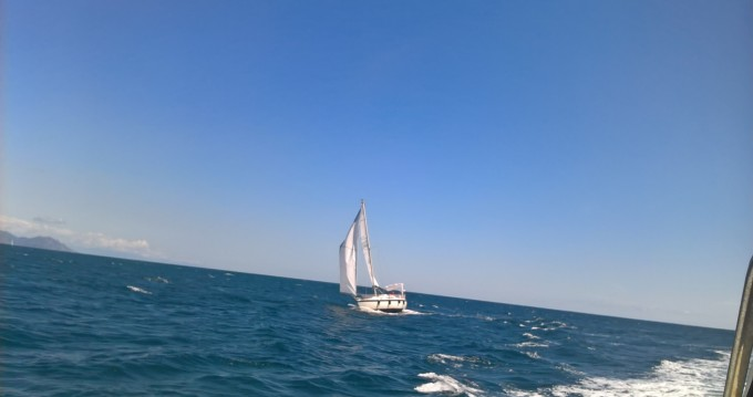 Hire Sailboat with or without skipper Aloa Cogolin