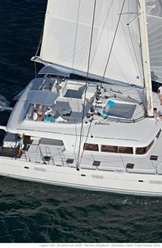 Rental yacht Ajaccio - Lagoon Lagoon 620 on SamBoat