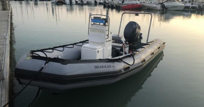 Rental yacht Granville - Bombard 600 SRMN on SamBoat