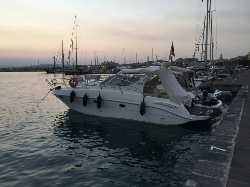 Boat rental Brucoli cheap Saver 330 Sport