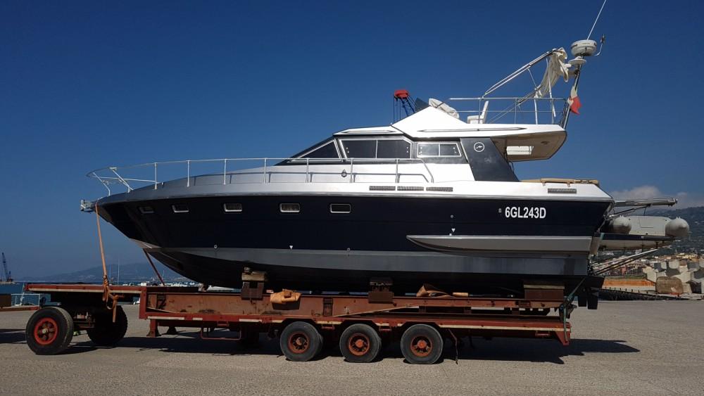 Boat rental Capo d'Orlando cheap Superdominator 43