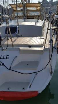 Hire Sailboat with or without skipper Amel Agay