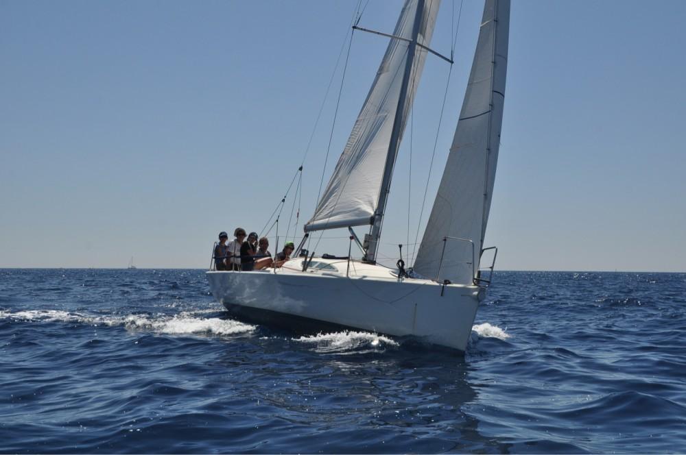 Boat rental Marseille cheap Grand Surprise