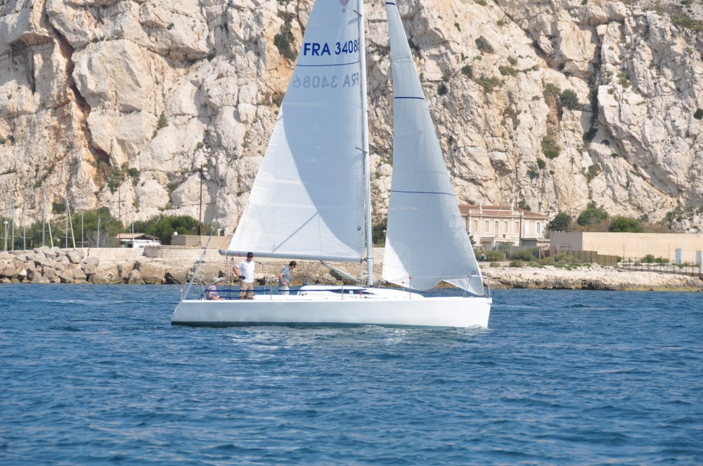 Archambault Grand Surprise between personal and professional Marseille
