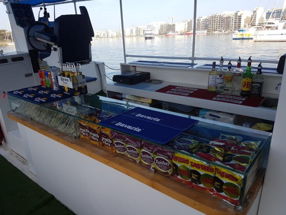 Boat rental Carvel Motor Ship Iveco Aifo in Mellieha on Samboat
