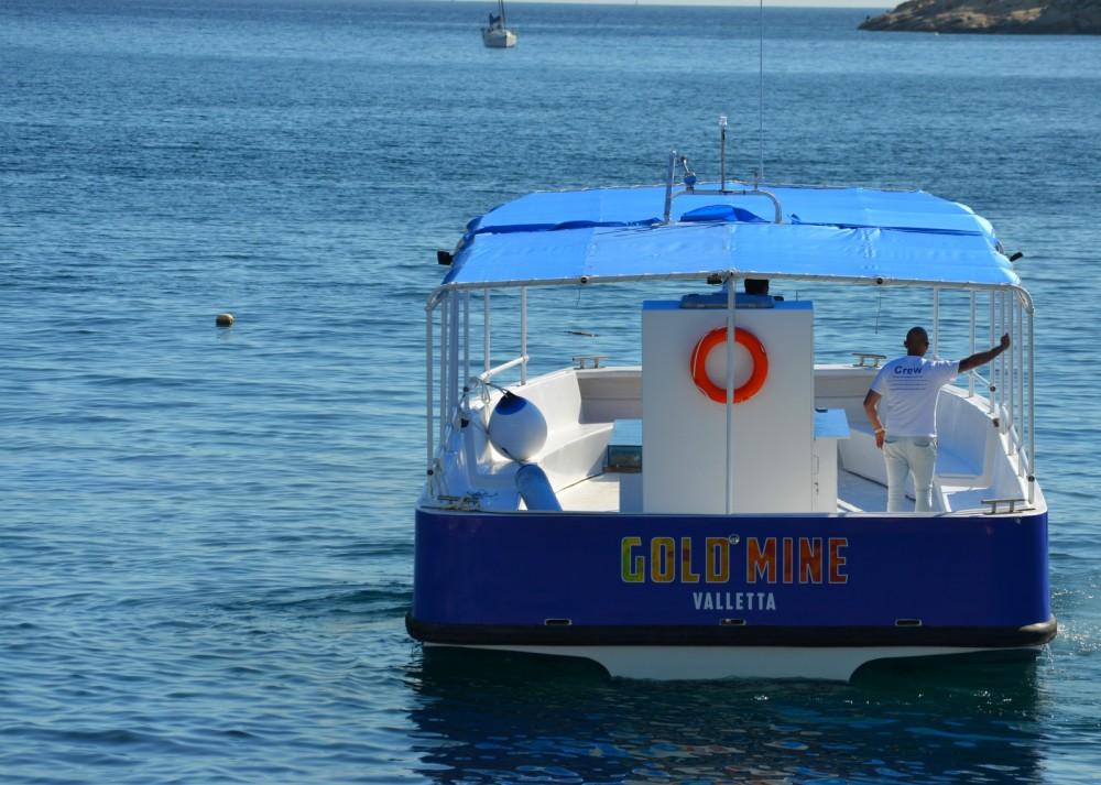 Boat rental Mellieha cheap Iveco Aifo