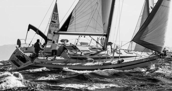 Boat rental Algeciras cheap Voyage 12.50