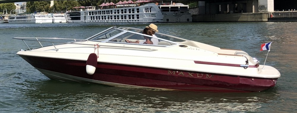 Boat rental Maxum Maxum 2000 SCL in Sèvres on Samboat