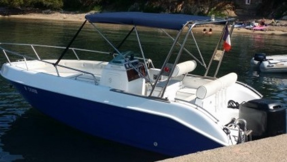 Hire Motor boat with or without skipper Marinello Saint-Laurent-du-Var