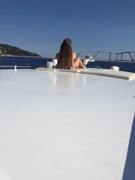 Rental Motorboat in Villefranche-sur-Mer - Gianetti 38 FLY