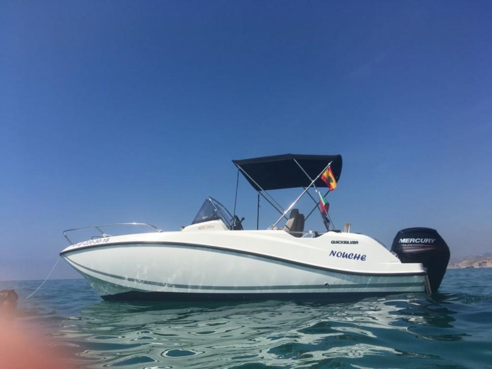 Rental yacht el Campello - Quicksilver Activ 605 Open on SamBoat