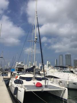 Boat rental Fountaine Pajot Tobago 35 in Cartagena on Samboat