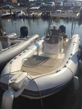 Rental yacht La Londe-les-Maures - Capelli Tempest 650 on SamBoat