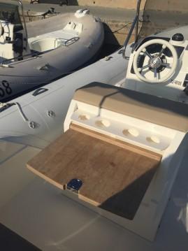 Boat rental La Londe-les-Maures cheap Tempest 650