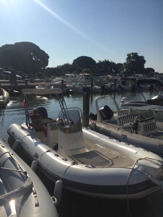 Hire RIB with or without skipper Capelli La Londe-les-Maures