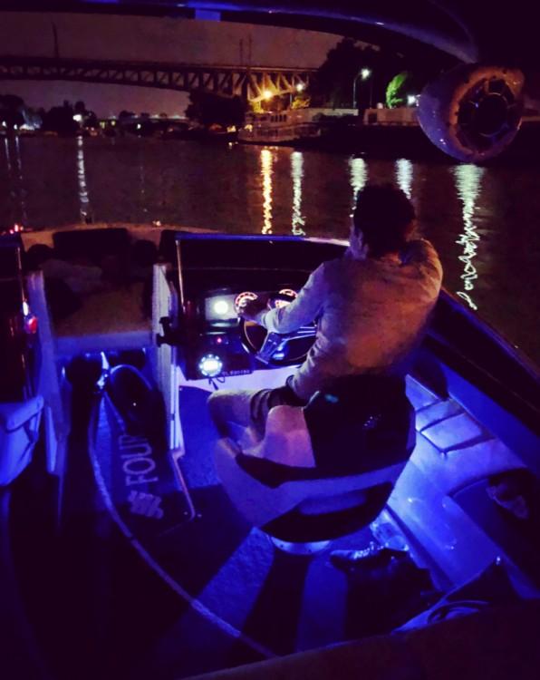 Boat rental Saint-Cloud cheap H 210 SS