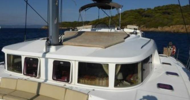 Boat rental Hyères cheap Lagoon 440