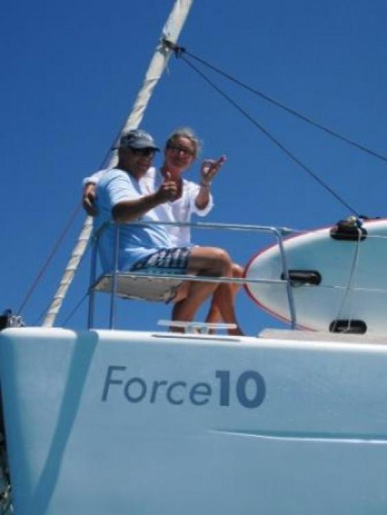 Rental Catamaran in  - Lagoon Lagoon 440