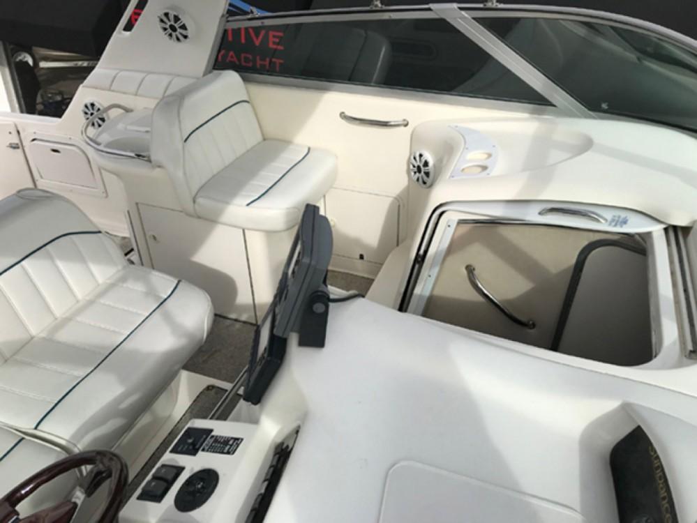 Boat rental Giovinazzo cheap Sea Ray 330 Sundancer
