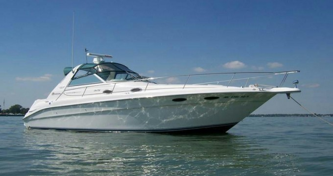 Sea Ray Sea Ray 330 Sundancer between personal and professional Giovinazzo