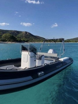Master Master 650 between personal and professional Porto-Vecchio