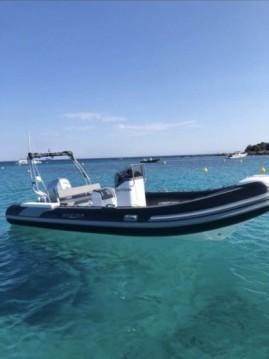 Boat rental Master Gommoni Master 650 in Porto-Vecchio on Samboat