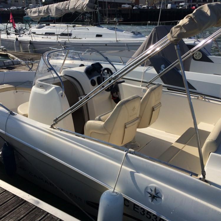 Boat rental Jeanneau Cap Camarat 635 Style in Arcachon on Samboat
