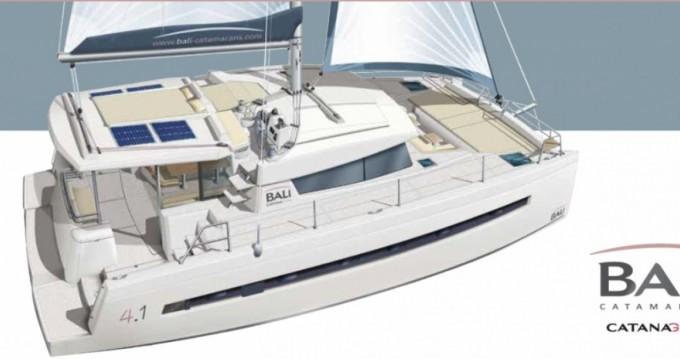 Rental yacht Old Port of Marseille - Bali Catamarans Bali 4.1 on SamBoat