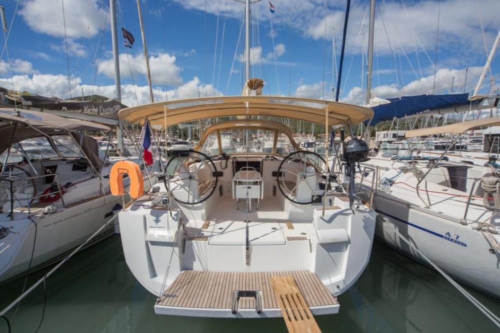 Rental yacht Trogir - Jeanneau Sun Odyssey 479 on SamBoat