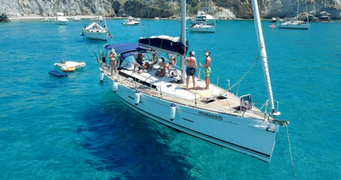 Boat rental Nettuno cheap Dufour 450 Grand Large