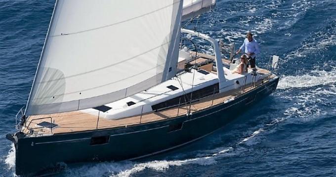 Rental yacht Lefkas Egremni - Bénéteau Oceanis 48 on SamBoat
