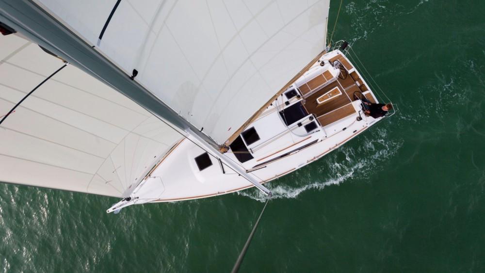 Boat rental Dubrovnik cheap Dufour 350 Adventure