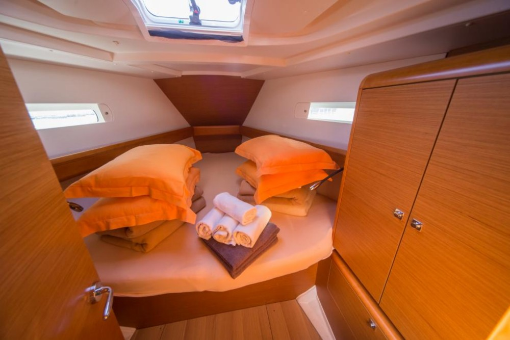 Boat rental Traù cheap Sun Odyssey 449