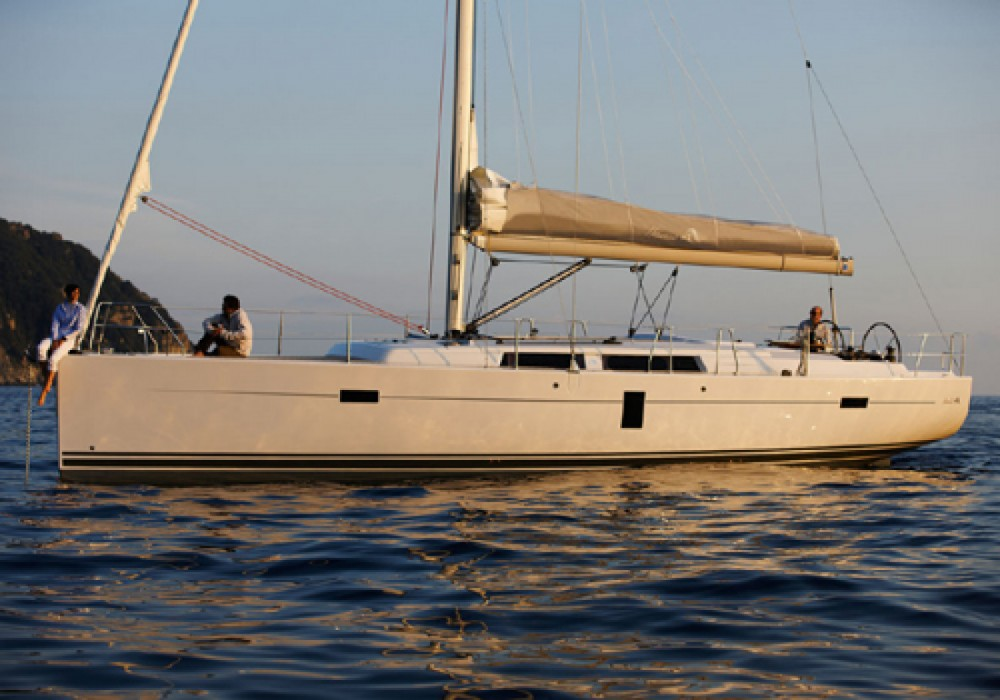 Hanse Hanse 445 between personal and professional Traù