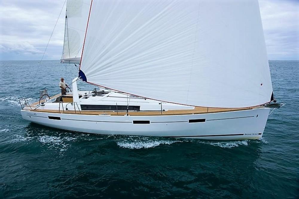 Boat rental Bénéteau Oceanis 45 in Aegean on Samboat