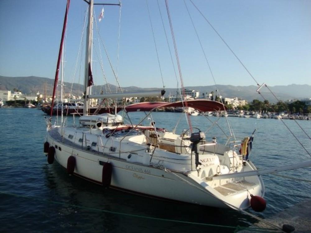 Rental Sailboat in Cos - Bénéteau Oceanis 461