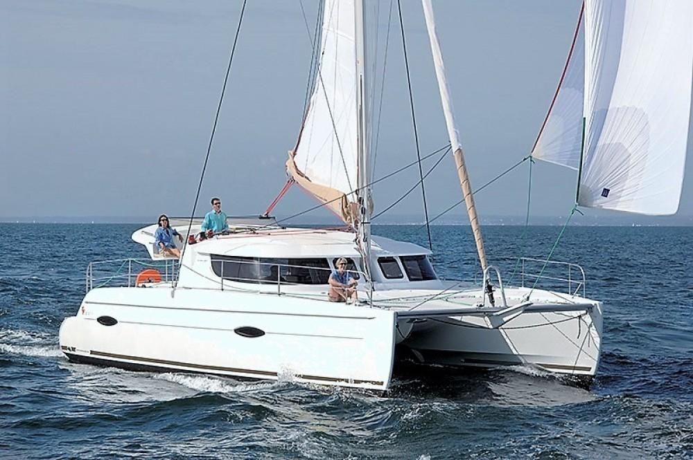 Boat rental Athens cheap Lipari 41