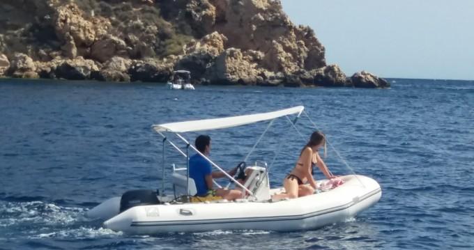 Rental yacht l'Estartit - Zodiac Yachtline 380 on SamBoat