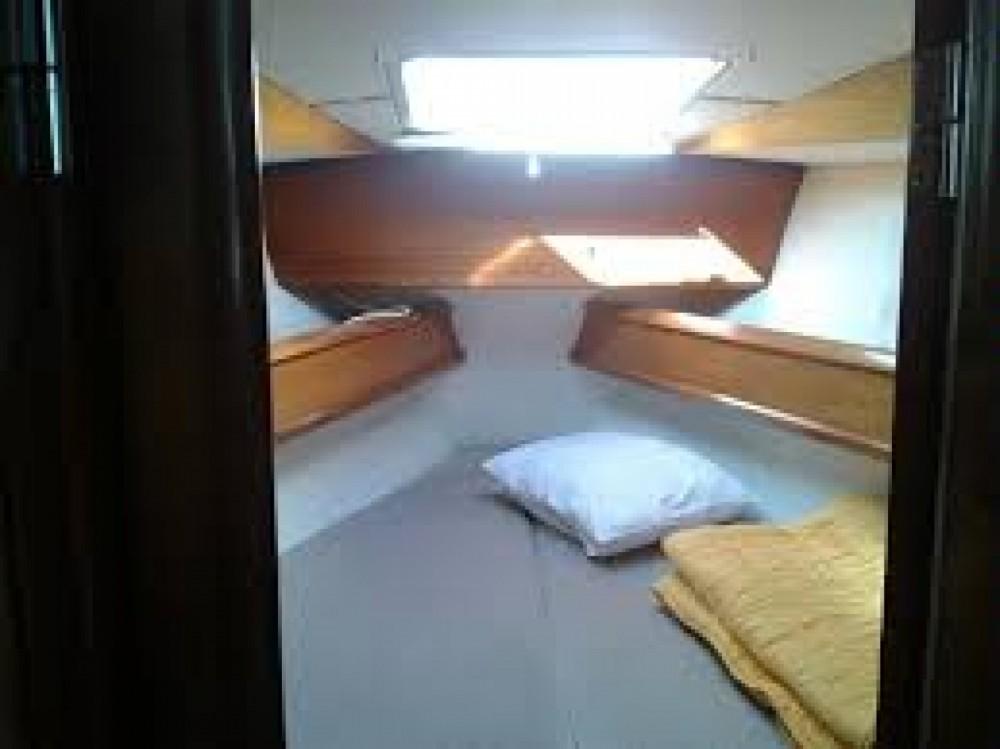 Boat rental el Masnou cheap Sun Odyssey 42.2