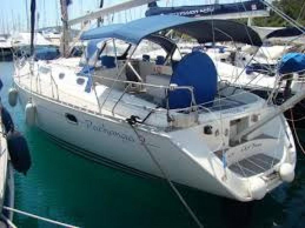 Rental yacht el Masnou - Jeanneau Sun Odyssey 42.2 on SamBoat