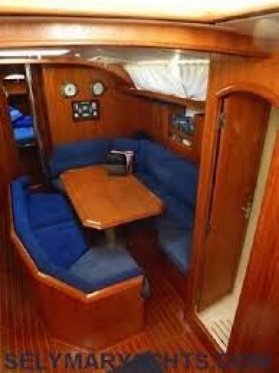 Boat rental Jeanneau Sun Odyssey 42.2 in el Masnou on Samboat