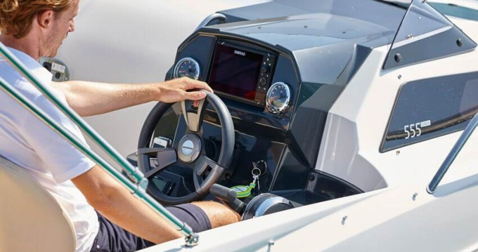Hire Motorboat with or without skipper Quicksilver Saint-Laurent-du-Var