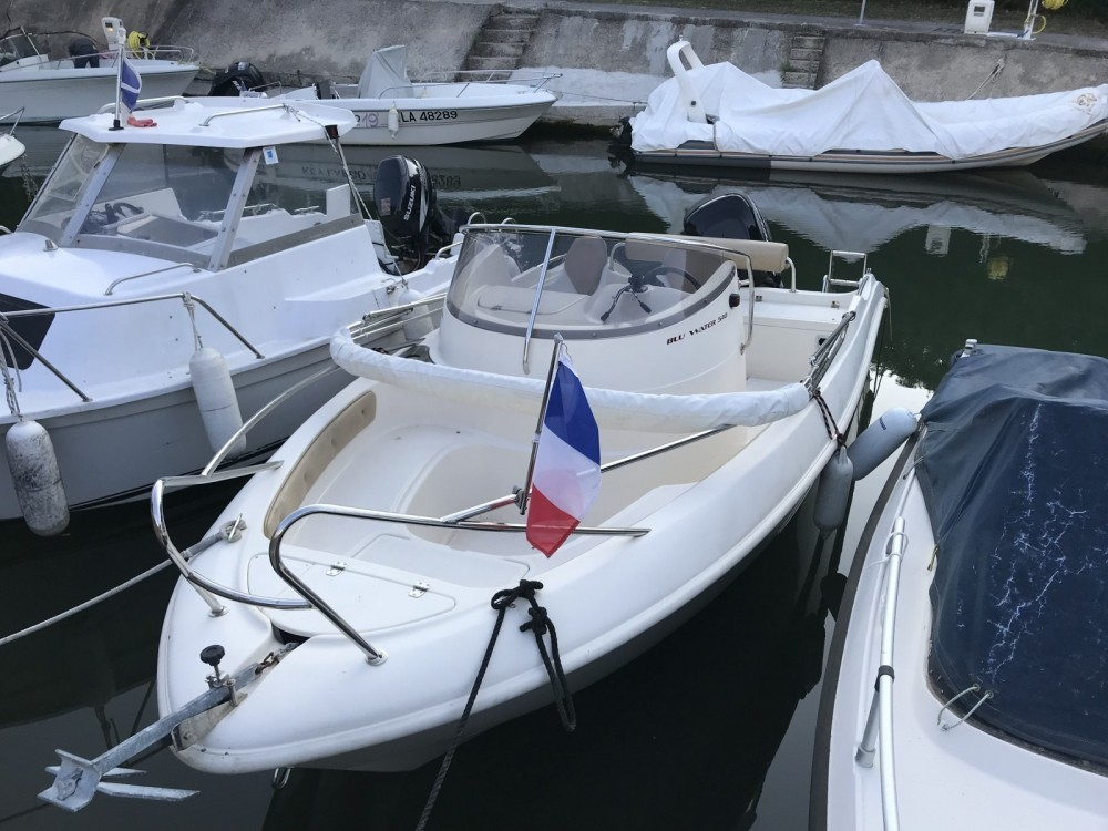 Hire Motor boat with or without skipper Poseidon Cannes