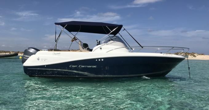 Rental yacht Ibiza Town - Jeanneau Cap Camarat 6.5 WA on SamBoat
