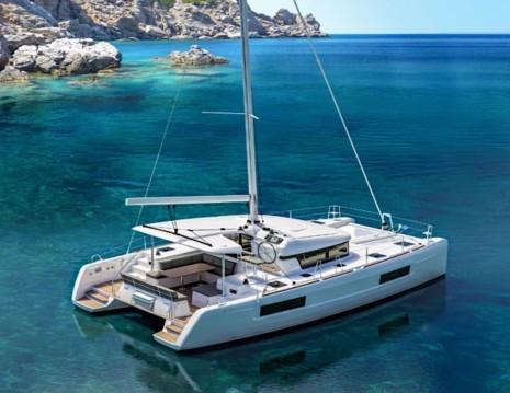 Rental yacht Rogoznica - Lagoon Lagoon 40 on SamBoat