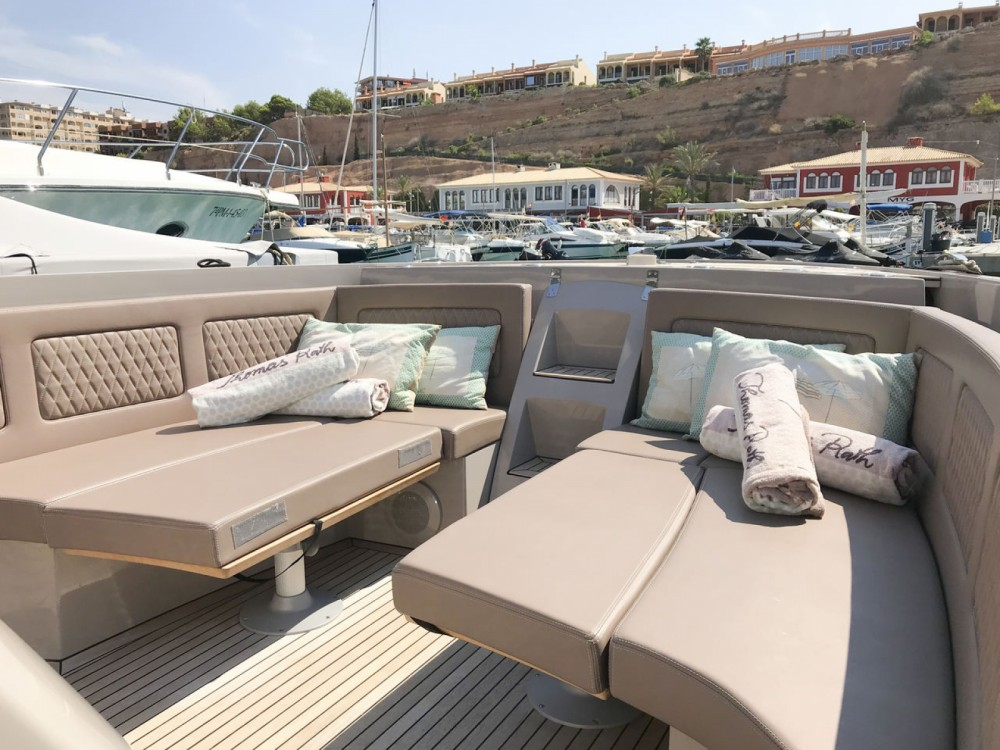 Hire Yacht with or without skipper Frauscher Islas Baleares
