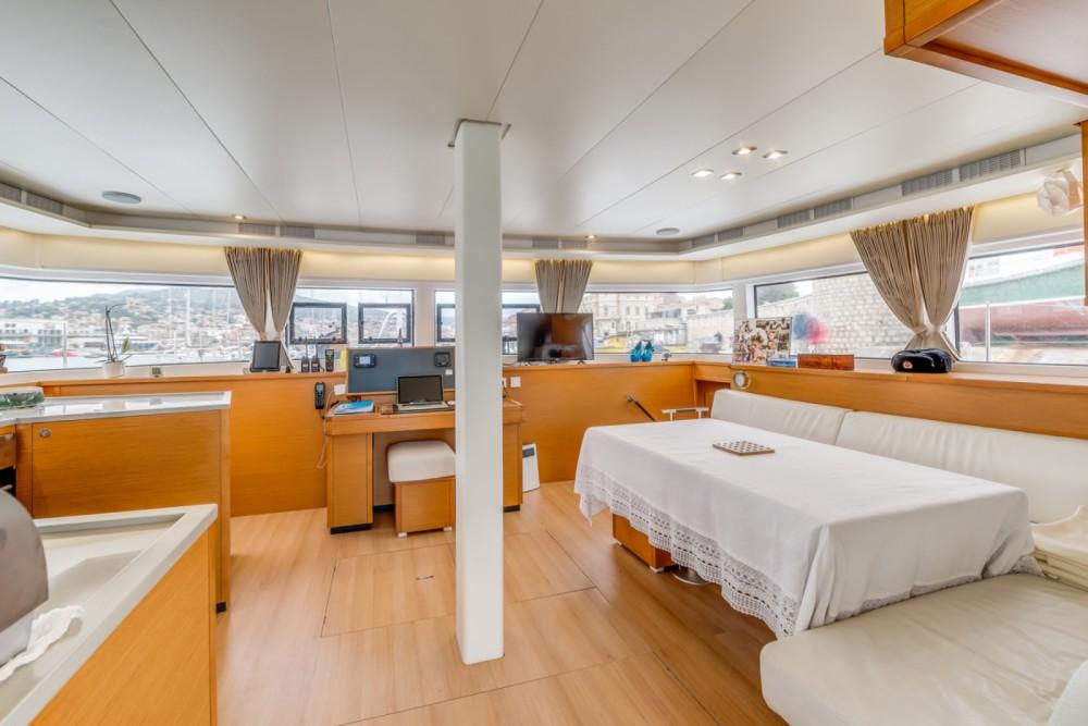 Rental Catamaran in Barcelona - Lagoon Lagoon 52 F