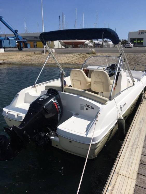 Rental Motor boat in Carry-le-Rouet - Jeanneau Cap Camarat 635 Style